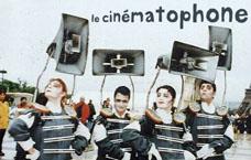 visuel Le Cinématophone